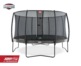 BERG Elite Regular 430 Grey Levels + Safety Net Deluxe