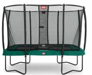 BERG Champion Green 430 + Safety Net Deluxe