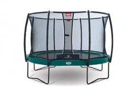 BERG Elite Green 430 + Safety Net Deluxe